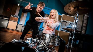 Méér Muziek in de Klas: Rocken met Ilse DeLange