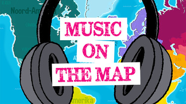 Music on the Map