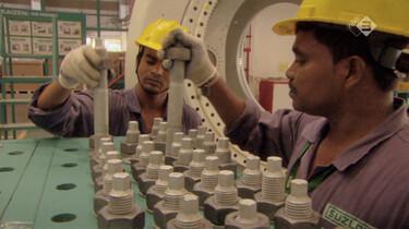 Van Bihar tot Bangalore in de klas: Economische groei in India