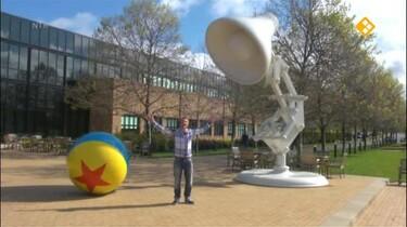 Het Klokhuis: Pixar