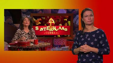 Het Sinterklaasjournaal met gebarentolk: Zaterdag 24 november