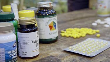 Broodje Gezond in de klas : Hoe gezond zijn vitaminepillen?