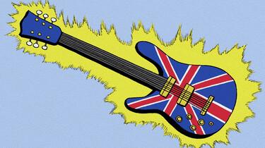 Music on the Map: Hoe is Britpop ontstaan?