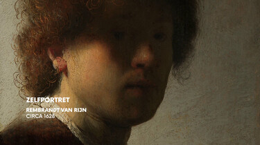 De portretten en zelfportretten van Rembrandt: Meester van het zelfportret