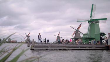 Het ontstaan en de inrichting van Nederland : Industriële windenergie in de Gouden Eeuw