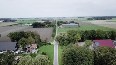 Het ontstaan en de inrichting van Nederland : Wederopbouw van de landbouw, nooit meer honger