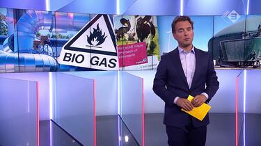 EenVandaag in de klas : Biogas als alternatief voor aardgas