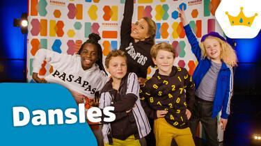 Kinderen voor Kinderen: Zo dans je Pasapas