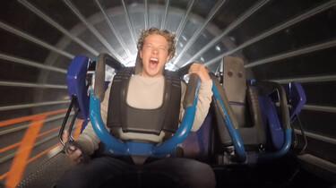 Hoe werkt een achtbaan?: Hoge snelheid en G-krachten