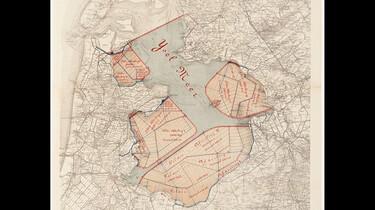 Het ontstaan en de inrichting van Nederland : De aanleg van de IJsselmeerpolders