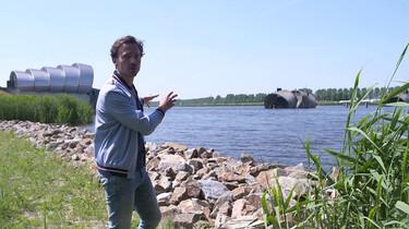 Het ontstaan en de inrichting van Nederland : Veranderde inzichten rond het IJsselmeer