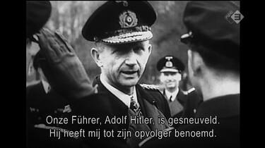 Andere Tijden in de klas : Dönitz, opvolger van Hitler