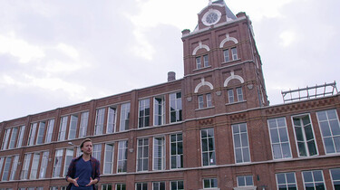 Het ontstaan en de inrichting van Nederland : Industriële steden In de 19e eeuw