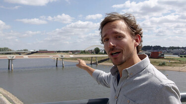Het ontstaan en de inrichting van Nederland : Het Deltaprogramma: het plan voor de toekomst