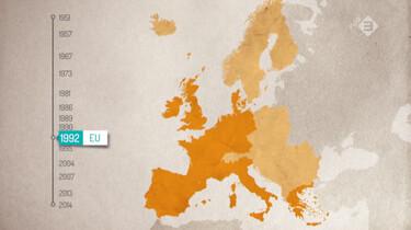 Nieuwsuur in de klas: Het ontstaan en de groei van de Europese Unie