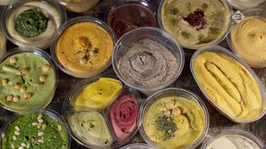 Keuringsdienst van Waarde in de klas : Hummus