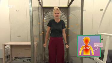 Hoe houdt je lichaam jou op temperatuur?: Je kerntemperatuur blijft constant