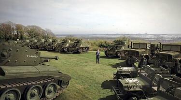 NOS Bevrijdingsjournaal juni 1944: 3 juni 1944: komt D-Day eraan?
