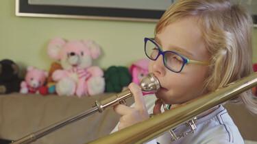 Hoe speel je trombone?
