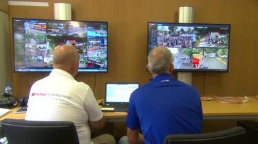 Achter de schermen bij de Nijmeegse Vierdaagse: Camera's en computersystemen houden de wandelaars in de gaten