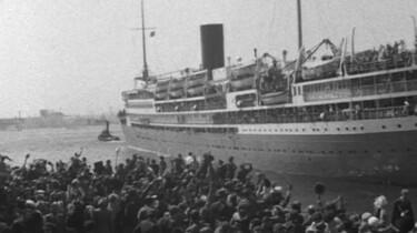Emigratie in de jaren 50