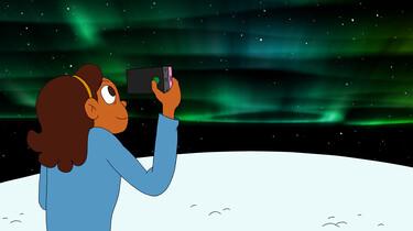 Clipphanger: Wat is het noorderlicht?
