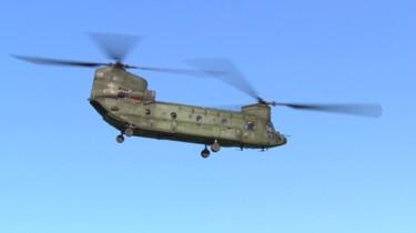 Hoe kan een zware Chinook-helikopter vliegen?