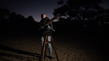 Kun je sterren zien die er niet meer zijn?: Een telescoop als tijdmachine