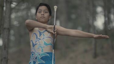 De majorettekoning van het noorden: Film in de klas