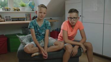 Wat zou jij doen? (Human): Julian en Constantijn