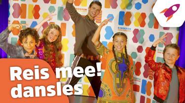 Kinderen voor Kinderen: Dans mee met Reis mee! (eenvoudige versie)