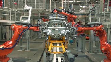 Hoe wordt een auto gemaakt?