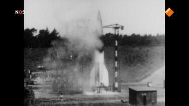 NOS Bevrijdingsjournaal september 1944: 23 september 1944: Duitse raketten in Den Haag