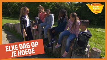 Anti Pest Club: Schiedam - 'Elke dag op je hoede'