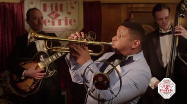 Louis Armstrong in Nederland: Swingende jazz uit Amerika
