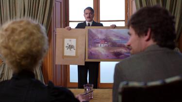 De jonge Hitler op de kunstacademie: Een carrière als kunstenaar?