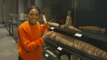 Het Klokhuis: Mummies