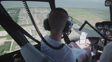 Hoe bestuur je een helikopter?