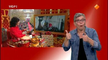 Het Sinterklaasjournaal met gebarentolk: Intocht Sinterklaas 2019