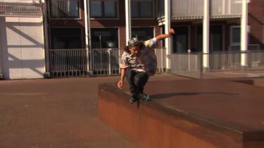 Wat is stuntskaten?: Skaten tegen muren, op stoepranden en vanaf trappen
