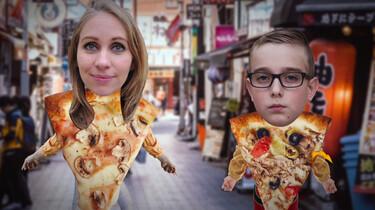 Hoe is de pizza ontstaan?