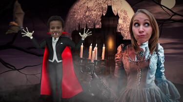 Wie was graaf Dracula?