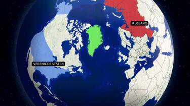 Waarom Amerika Groenland wil kopen
