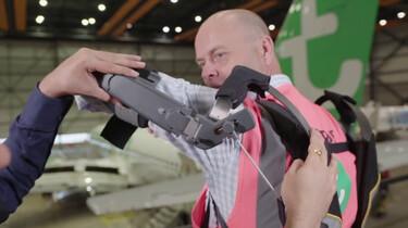 Zwaar werk makkelijker met een exoskelet