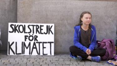 Wie is Greta Thunberg?