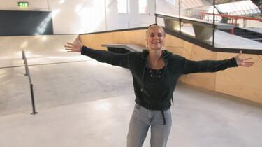 Het Klokhuis: Olympisch skateboarden