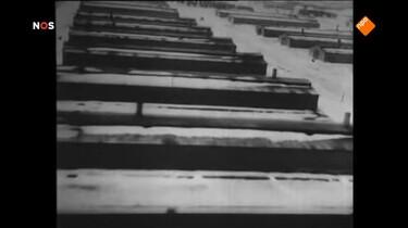 Bevrijdingsjournaal januari 1945: 27 januari 1945: Auschwitz bevrijd door de Russen