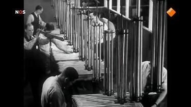 Bevrijdingsjournaal januari 1945: 30 januari 1945: vrouwen aan het werk