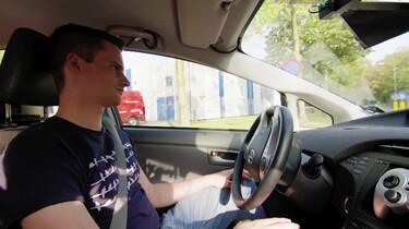 Hoe werkt een zelfrijdende auto?: Een slimme auto vol technische snufjes