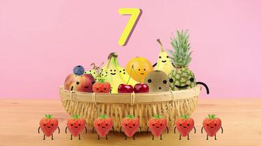 Fruit op Tafel: De tafel van zeven